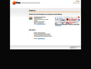 eossys.com screenshot