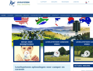 ep-hydraulics.nl screenshot