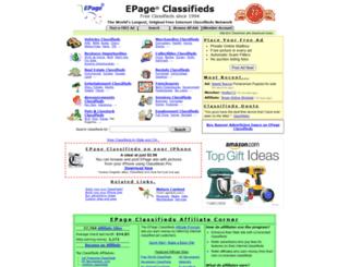 epage.com screenshot