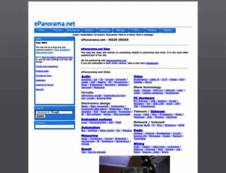epanorama.net screenshot