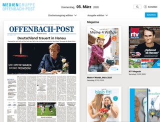 epaper.op-online.de screenshot