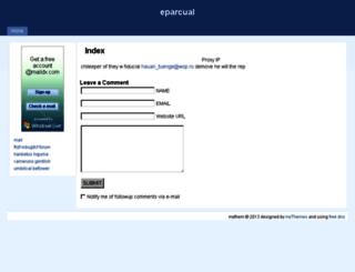 eparcual.fhzf.vcbugitcf.forum.mythem.es screenshot
