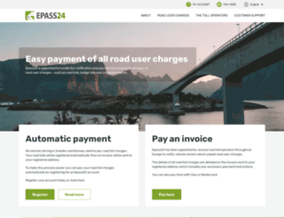 epass24.com screenshot