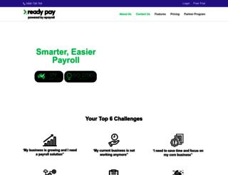 epayroll.com.au screenshot