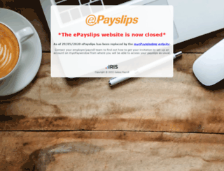 epayslips.com screenshot