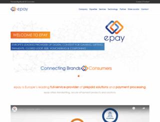 epayworldwide.co.uk screenshot