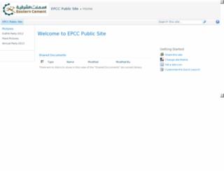 epcco.com screenshot
