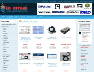 epcsoftware.com screenshot