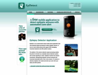 epdetect.com screenshot