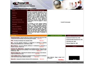 epfesicconsultant.com screenshot