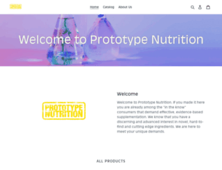 epharmnutrition.com screenshot