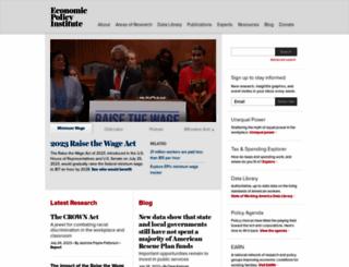 epi.org screenshot