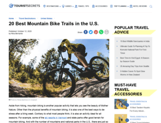 epic-mountain-bike.com screenshot