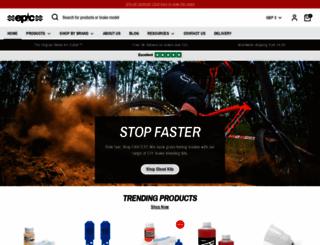 epicbleedsolutions.com screenshot