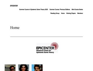 epicenter.name screenshot
