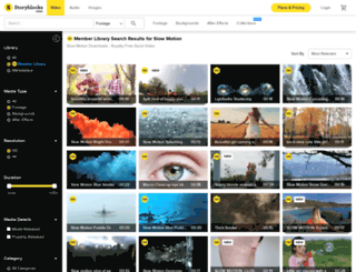 epicslowmo.com screenshot