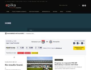 epilka.pl screenshot