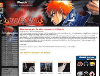 episodes-bleach.com screenshot