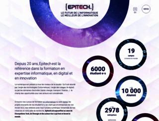 epitech.eu screenshot