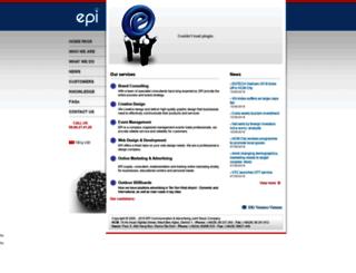 epivietnam.com screenshot