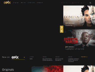 epixhd.com screenshot