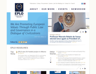 eplo.eu screenshot
