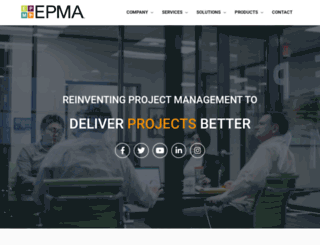 epmainc.com screenshot