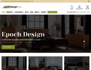 epochbydesign.com screenshot