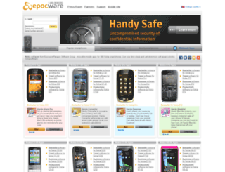 epocware.com screenshot