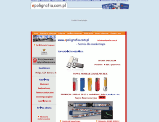 epoligrafia.com.pl screenshot