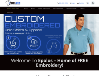 epolos.com screenshot