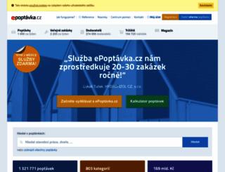 epoptavka.cz screenshot