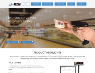 eposlive.com screenshot