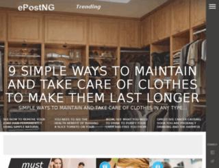 epostng.com screenshot