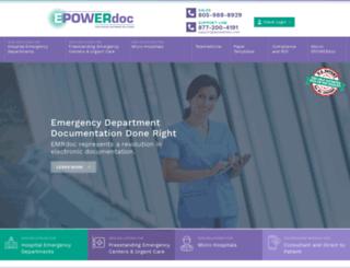 epowerdoc.com screenshot