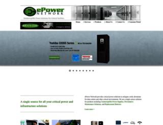 epowernetwork.com screenshot