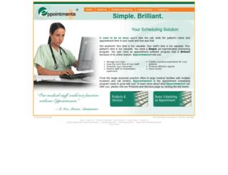 eppointmentsplus.com screenshot