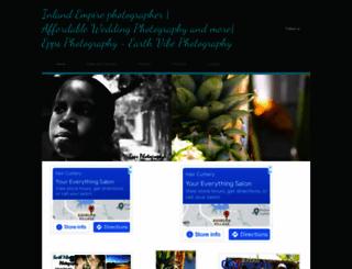 eppsphotography.weebly.com screenshot