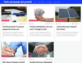 eprestiti.net screenshot