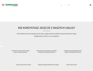 eprofit.eurocash.pl screenshot