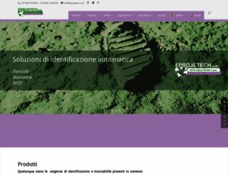 eprojetech.com screenshot