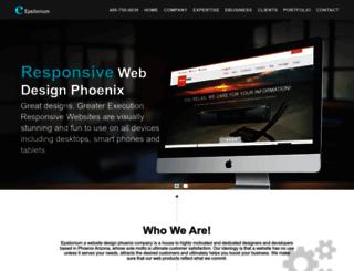epsilonium.com screenshot