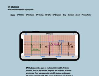 epstudiossoftware.com screenshot