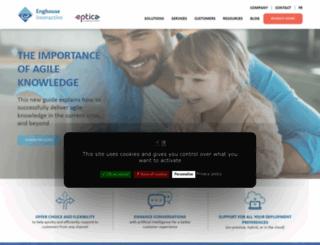 eptica.com screenshot