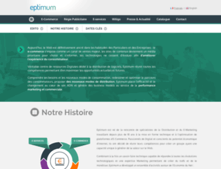 eptimum.com screenshot