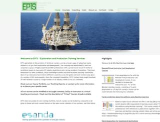 epts.org screenshot