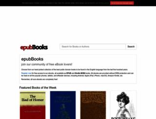 epubbooks.com screenshot
