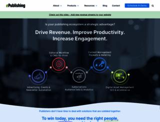 epublishing.com screenshot
