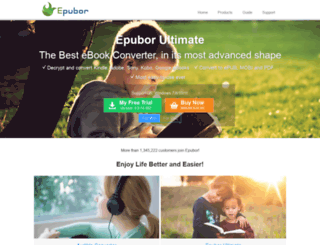 epubor.com screenshot