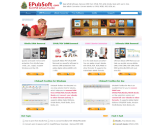 epubsoft.com screenshot